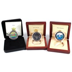 2003-2004 Canada $20 Natural Wonders Fine Silver Coin Collection (TAX Exempt). You will receive the