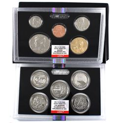 2017 S USA 225th Anniversary NGC Enhanced Uncirculated 10-coin Set