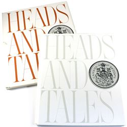 Heads & Tales - A 60th Anniversary Souvenir of Minting in Canada - The Royal Canadian Mint Ottawa Ca
