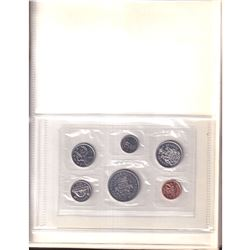 1971-1979 Canada Proof like Set with folder. You will receive one of each date except 1972.