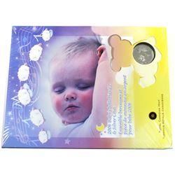 2006 Canada Baby Lullabies Loonie Sterling Silver Dollar & CD