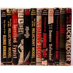 Grouping: Erle Stanley Gardner: 12 novels (1950-58)