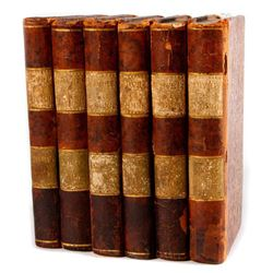 Oeuvres de J.F. Ducis: 6 Volumes (1818)