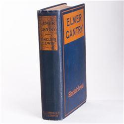 Sinclair Lewis, Elmer Gantry