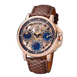 R.Bellisma theorema newton diamond Fine 18 Jewel Watch Collection .03 CARAT DIAMOND