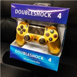 Dual Shock Gold Version PS4 Controller