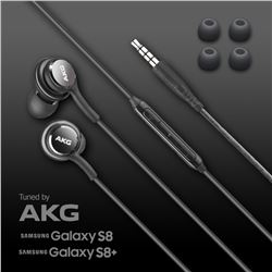 Samsung Galaxy S8 Earphones, Tuned By AKG