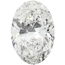 Fine African NATURAL Precision Cut OVAL VVS2-VS1 - G-H Diamond Melee 3.00 x 2.3mm