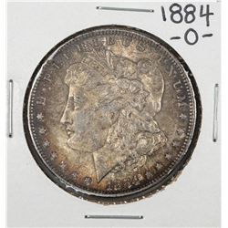 1884-O $1 Morgan Silver Dollar Coin Nice Toning
