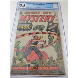 Journey Into Mystery #83 By Marvel Comics