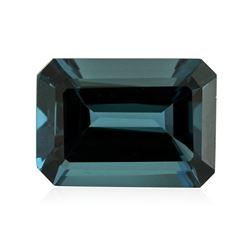 41.59 ctw. Natural Emerald Cut Blue Topaz