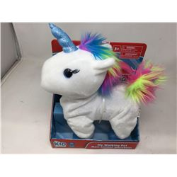 Rainbow Unicorn- My Walking Pet