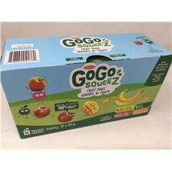 GoGo Squeez Fruit Sauce (16 x 90g)