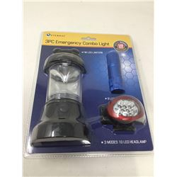 3PC Emergency Combo Light
