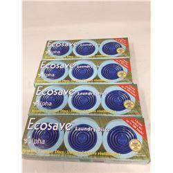 EcoSave Laundry Discs (3 x 4)