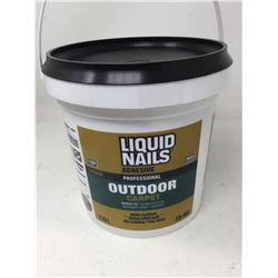 Liquid Nails Adhesive 3.78L