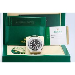 Unworn Rolex Sea-Dweller 126600 - 50th Anniversary Edition