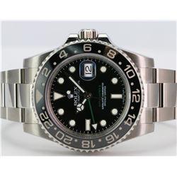 Unworn Rolex GMT Master II 116710LN