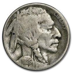 1925-D Buffalo Nickel Fine