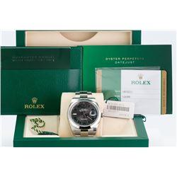 Unworn Rolex Datejust II 126300
