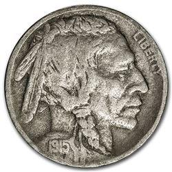 1915-D Buffalo Nickel VG
