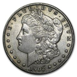 1902-S Morgan Dollar XF