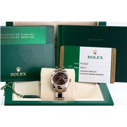 Unworn Rolex Lady Datejust 279171