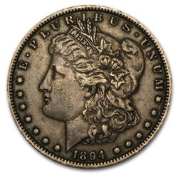 1894 Morgan Dollar XF