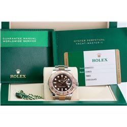 Unworn Rolex Yacht-Master 116621