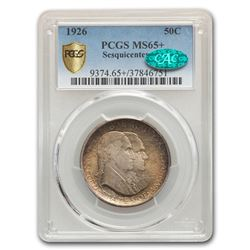 1926 America Sesquicentennial Half Dollar MS-65+ PCGS CAC