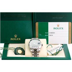 Unworn Rolex Lady Datejust 178274