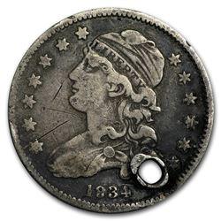 1815-1838 Capped Bust Quarter Culls