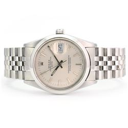Pre-Owned Rolex Oyster Perpetual Date 15000