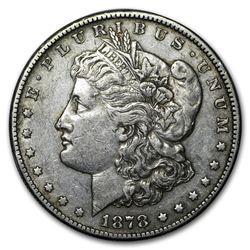 1878-S Morgan Dollar XF