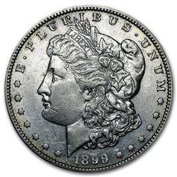 1899-S Morgan Dollar AU