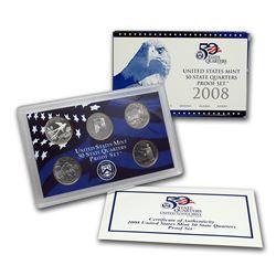 2008 50 State Quarters Proof Set