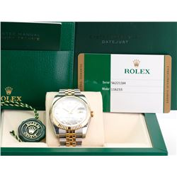Unworn Rolex Datejust 116233