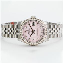 Unworn Rolex Lady Datejust 178384