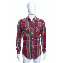 8 Seconds – Lane Frost's (Luke Perry) Shirt – A92