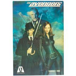 Avengers, The – Original Lenticular Advance One-Sheet Poster – A190