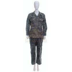 Battle: Los Angeles - Elena Santos' U.S. Air Force Uniform – A44