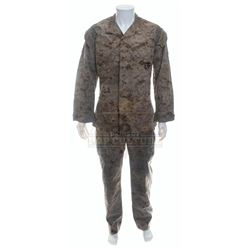 Battle: Los Angeles - Ssgt. Michael Nantz's (Aaron Eckhart) US Marines Uniform – A54
