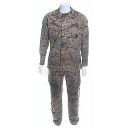 Battle: Los Angeles - William Martinez's Marine Uniform – A49