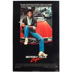 Beverly Hills Cop – Original Vintage One-Sheet Poster – 1215