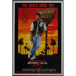 Beverly Hills Cop 2 – Original Vintage Australian Release One-Sheet Poster – 1208