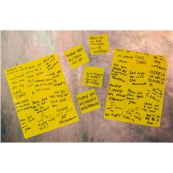 Bruce Almighty – Post-it Note Prayers – VII109
