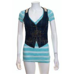 Bucky Larson: Born to Be a Star - Kathy McGee's (Christina Ricci) Shirt & Vest – A64