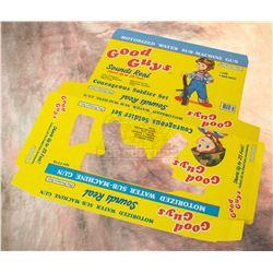 """Child's Play - Good Guys """"Water Sub-Machine Gun"""" Box – VII1018"""