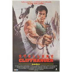 Cliffhanger - Original Turkish Release Poster – P1233
