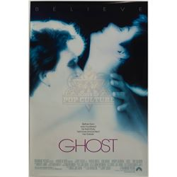 Ghost - Original Double-Sided One-Sheet Poster – P1234